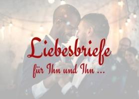 Liebesbriefe für Ihn und Ihn  - www.briefmeisterin.de